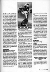 Lance Mountain, Southsea Skatepark 1988