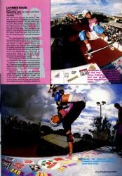Steve Caballero, Southsea Skatepark 1988