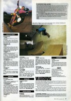 Where to skateboard in Britain 1989 style