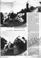 Report on Parkland Walk Skateboard Competition