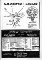 Billys and Off Beat Skateboard Shop Adverts 1989