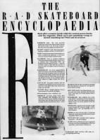 Encyclopaedia of Skateboarding 1989