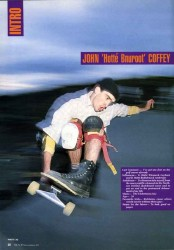 John Coffee Intro 1989
