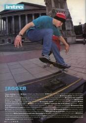 Jagger Intro Birmingham Skate Legend