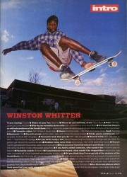Winstan Whitter Intro Interview 1991