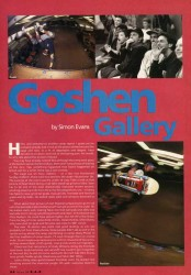 Goshen Ramp Skateboard Competition 1991