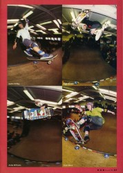 Justin Ashby, Pete Dosset, Andy Williams, Sean Ward: Goshen 1991