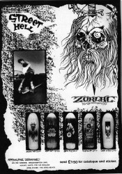 Zorlac UK Advert 1991