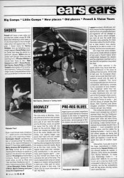 UK Skateboard News May 1991