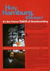 Hamburg Skatepark 1991